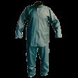 Regenpak M-wear Pu-strech 2-delig 245150 - Groen