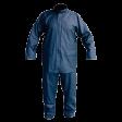 Regenpak M-wear Pu-strech 2-delig 245150 - navy blauw