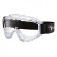 Ruimzichtbril Univet 601 Acetaat clear