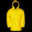 Regenparka Sioen Essential 4893 Dover gevoerd | Geel