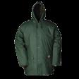 Regenparka Sioen Essential 4893 Dover gevoerd | Groen