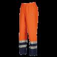 Regenbroek Sioen Sio-Start FR-AST 5874 Tielson | Oranje/Blauw