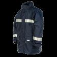 Parka Sioen Siopor FR-AST 3085 Hanson   Navy blauw