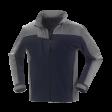 Softshell jas Workman Experience bi-colour > zwart met Grijs