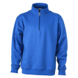 Sweater James & Nicholson JN831 - Korenblauw