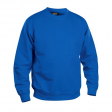 Sweater Blaklader 3340 ronde hals met boord | korenblauw