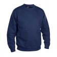 Sweater Blaklader 3340 ronde hals met boord | navy