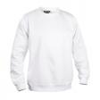 Sweater Blaklader 3340 ronde hals met boord | Wit