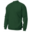 Sweater Tricorp Rom88 S280 ronde hals - groen