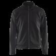 Sweatjack Blaklader 3362 zwart met grijs