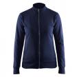 Sweatjack Blaklader 3372 Dames - Navy blauw