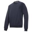 Sweater Snickers 2810 ronde hals navy blauw