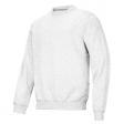Sweater Snickers 2810 ronde hals wit