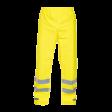 Regenbroek Hydrowear Vale Hydrosoft EN ISO 20471 KL.1 geel