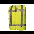 Veiligheidsvest Tricorp V-RWS-FRAST | Fluor geel