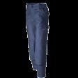 Werkbroek Workman Basic met kniezakken 100% katoen | Navy blauw