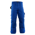 Werkbroek Blaklader 1570 worker met Cordura | Korenblauw