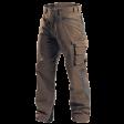 Werkbroek Dassy Spectrum D-Fx serie khaki met grijs