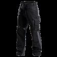 Werkbroek Dassy Spectrum D-Fx serie zwart met grijs
