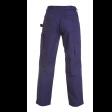 Werkbroek Hydrowear Rhodos > Navy blauw achter aanzicht