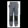 Werkbroek M-Wear Worker Eduard 7260 | Grijs