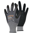 Handschoenen 10-575 Allround NitrileFoam Plus nopjes