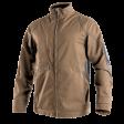 Werkjack Dassy Atom D-Fx serie met cordura bruin/grijs