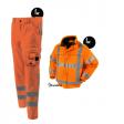 Kledingpakket Workman visibility EN471 RWS oranje basic
