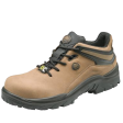 Werkschoenen Bata Walkline ACT127 ESD S2 | Bruin