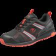 Werkschoenen Bata Bright 031 Microfiber S1P zwart met rode accenten