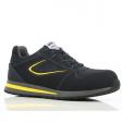 Werkschoenen Safety Jogger Turbo S3 zwart met geel