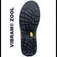 Werkschoenen Sixton Stelvio Zwart S3 HRO SRC vibram zool