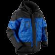 Winterjas Blaklader 4886 wind en Waterdicht | Korenblauw met zwart