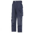 Werkbroek Snickers 3314 Canvas - Navy