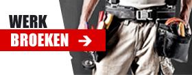 Werkbroeken voor alle soorten beroepen bij Workmanstore.nl