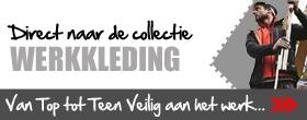 Bedrijfskleding en Werkkleding voor alle beroepen | Workmanstore.nl