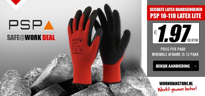 psp handschoenen