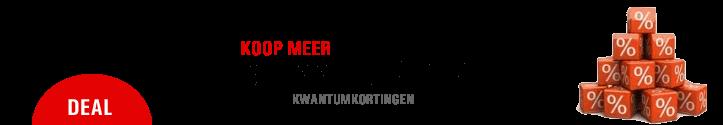 Kwantumkortingen bij Workmanstore.nl
