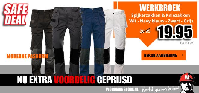 Actie Werkbroek