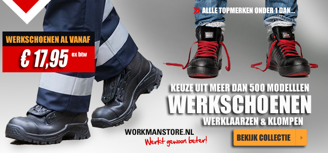 Hedendaags WERKKLEDING kopen bij Workmanstore.nl | Achteraf betalen RZ-42