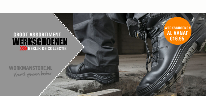 Werkschoenen en Laaren
